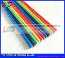 Supply fiberglass rod,various sizes solid fiberglass rod