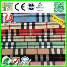 new twill 2015 organic cotton fabric wholesale factory