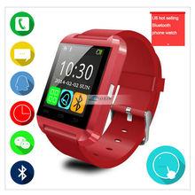 For samsung galaxy gear smart watch / Anti lost bluetooth smart watch / Original u8 smart watch