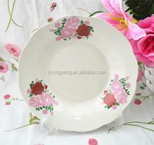 10 cent items ceramic plate making machine,ceramic soup plate