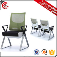 white color bestuhl conference mesh chair 1301E-36 with connecter
