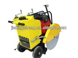 gassline concrete road cutting machine, concrete road cutter with high quality,cutting width 500mm