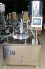 semi automatic hair bonding glue filling machine/hair bond glue tube filling machine