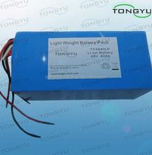 48V 40Ah EV Lithium Battery For Golf Car / Golf Carts / Motorcycle
