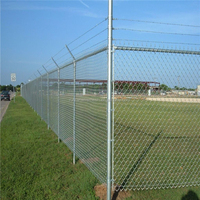 commercial /residential metal chain link fence/chain link fabric,framework( 20 Years Professional Factory )
