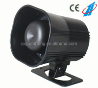 Reverse Tone 24V Car/truck electronic alarm siren