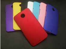 Factory price mobile phone Hard pc case for google nexus 6 nexus6 with rubber coating
