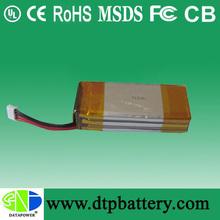 Shenzhen Data Power 11.1v 5200mah lipo battery pack