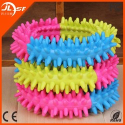 Number WJ076 High quality silicone rubber toy/dog toy/dog chew toy
