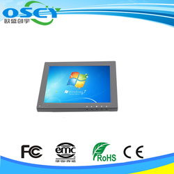 10 inch CCTV monitor bnc/hdmi/rca/usb CCTV monitor