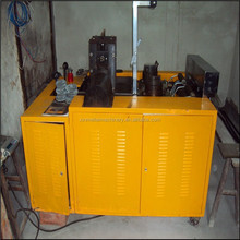 Wire mesh scourer making machine factory with low price with newest design and easy to operate