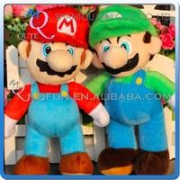 Mini Qute 42 cm Anime Game Cartoon Super mario stuffed plush dolls kids collection educational toys NO.MQ 042