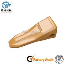replacement part, excavator forged bucket teeth for earthmoving machinery