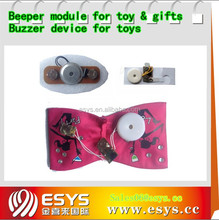 Sound buzzer chip for toy and gifts