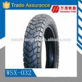 Motocicleta neumático sin tubo de 110/90 - 17 Made in China