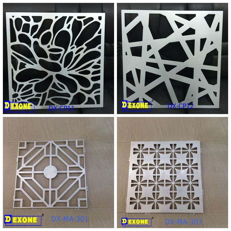 Panel Metal Perforated Panel Decorative Perforated Panel Product On