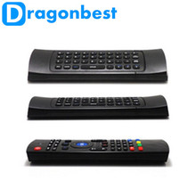 2015 Hot Sale Good Quality 360 Degree Control 2.4Ghz MX3 Wireless Air Mouse With Keyboard For Smart TV Keyboard