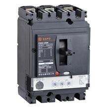 Caja moldeada Interruptores automáticos NSX250A 3P