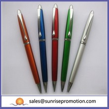 2015 Beautiful Design Logo Printed Metal Pen