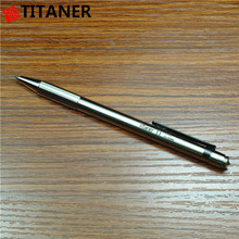 KS Project Manufacturer Fast Delivery Titanium Material Machined Pens Personal Protection Items