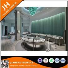 Fashionable modern super Guangzhou retail jewelry store furniture