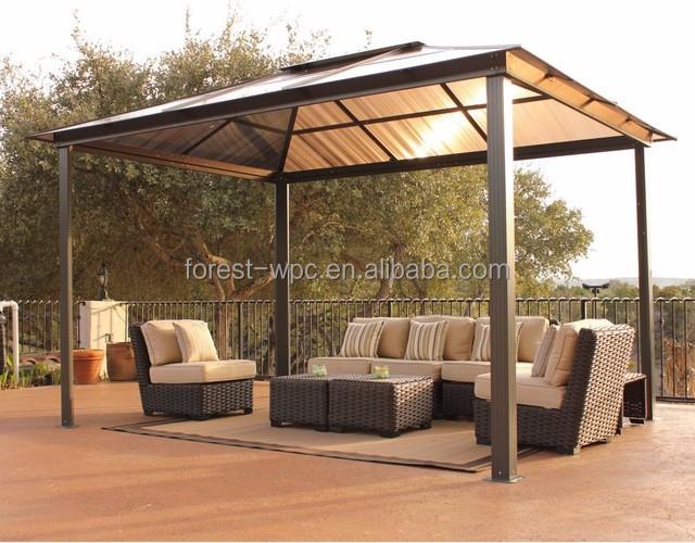 jardin gazebo luxe gazebo jardin gazebo avec moustiquaire. Black Bedroom Furniture Sets. Home Design Ideas