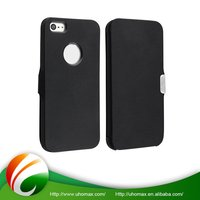 Good Quality Customizable Leather Mobile Phone Case Neck Strap For Iphone 6