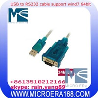 USB to BD9 serial cable USB to RS232 24k gold-plated usb to sata ide cable driver