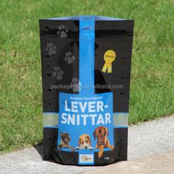 2016 Dog Food Bag, stand up Dog Food Bags, Dog Food pouch