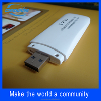 gsm 3g 4g wifi usb dongle with SIM Card Slot 100Mbps DL 50Mbps UL