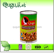 Hubei high quality canned pinto beans in brine