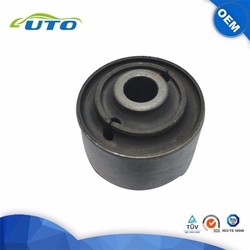 welcome OEM ISO/TS16949 rubber bushing sleeve rubber metal bonded bushes