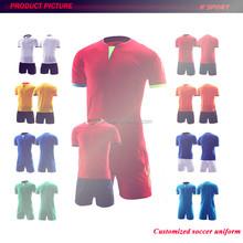 football player uniform brazil football uniform youth football uniforms/ cheap football uniform/ c