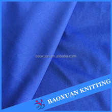 100% polyester interlock jersey fabric dry fit sports basketball unifrom