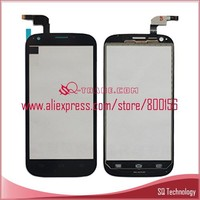 Mobile Phone Touch Screen For ZTE Blade Q Maxi Touch Panel Black