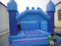 Play center use Inflatable bounce house bouncer rental in amusement park