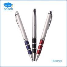 2015 novelty gift item luxury metal pen fashion design ballpoint pen