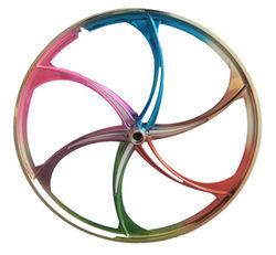 "wholesale bicycle parts 6 spoke bicycle wheel for 26"" wheel bicycle"