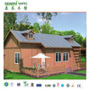 low cost recyclable wpc designer modular homes