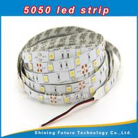 5m led stripe 5050 Flexible RGB LED strip 12v IP65 LED Landscape Lamps RGB led strip smd5050 for decoration chrismas