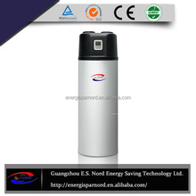 Air to water hot water heat pump water heater all in one heat pump for kitchen, bathroom