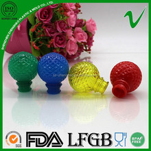 mini colorful ball shape candy packaging christmas shape plastic containers