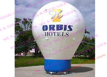 commercial Inflatable advertising balloons / Outdoor lagre inflatable ground balloons for event