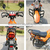 5-speed 125cc with high quality top seller street motorcycle for men (ZF125-C)