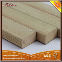 Cedar solid wood board, sawn timber