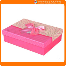 Passed TARGET Certification High end custom jewelry gift boxes