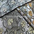 flor padrão jacquard mais recentes modelos de cortinas
