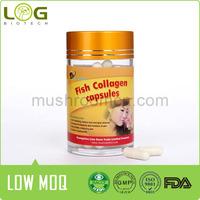 Chinese Marine Fish Pure Collagen Capsule