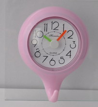 promotional simple bathroom wall clock