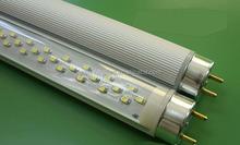 CE ROHS UL CUL TUV VDE certifed 60cm/90cm/120cm/150cm/180cm/240cm round shaped metal end G13 t8 bulb led tube lamp